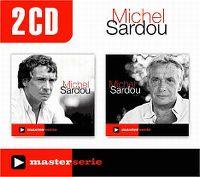 Cover Michel Sardou - 2CD: Master série