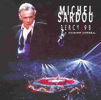 Cover Michel Sardou - Bercy 98