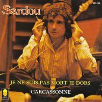 Cover Michel Sardou - Je ne suis pas mort, je dors