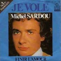 Cover Michel Sardou - Je vole