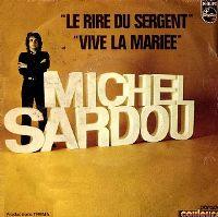 Cover Michel Sardou - Le rire du sergent