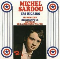 Cover Michel Sardou - Les Ricains