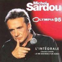 Cover Michel Sardou - Olympia 95