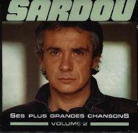 Cover Michel Sardou - Ses plus grandes chansons Volume 2