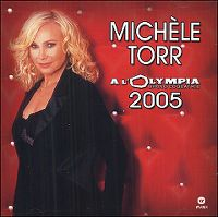 Cover Michèle Torr - À l'Olympia 2005