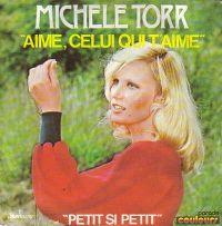 Cover Michèle Torr - Aime, celui qui t'aime
