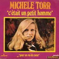 Cover Michèle Torr - C'était un petit homme