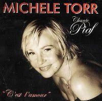 """Cover Michèle Torr - Chante Piaf: """"c'est l'amour"""""""