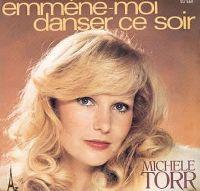 Cover Michèle Torr - Emmène-moi danser ce soir