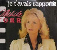 Cover Michèle Torr - Je t'avais rapporté