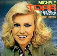 Cover Michèle Torr - Tous les oiseaux reviennent