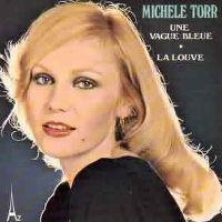 Cover Michèle Torr - Une vague bleue