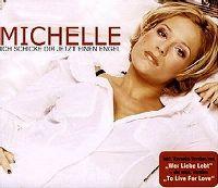 Cover Michelle - Ich schicke dir jetzt einen Engel