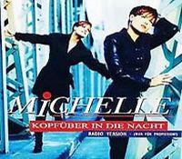 Cover Michelle - Kopfüber in die Nacht