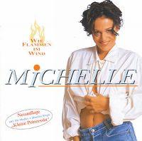 Cover Michelle - Wie Flammen im Wind