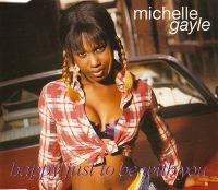 Cover Michelle Gayle - Happy Just To Be With You