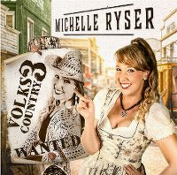 Cover Michelle Ryser - Volks-Country 3