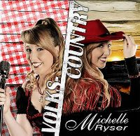 Cover Michelle Ryser - Volks-Country