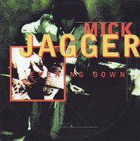 Cover Mick Jagger - Evening Gown