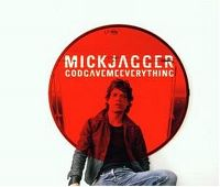 Cover Mick Jagger - God Gave Me Everything
