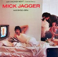 Cover Mick Jagger - Just Another Night
