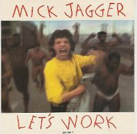 Cover Mick Jagger - Let's Work