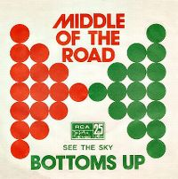Cover Middle Of The Road - Bottoms Up