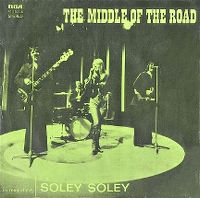 Cover Middle Of The Road - Soley Soley