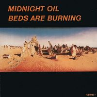 Cover Midnight Oil - Beds Are Burning