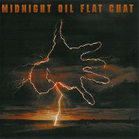 Cover Midnight Oil - Flat Chat