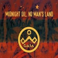 Cover Midnight Oil - No Man's Land