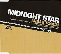 Cover Midnight Star - Midas Touch