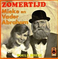 Cover Mieke en Vader Abraham - Zomertijd