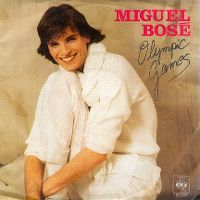 Cover Miguel Bosé - Olympic Games