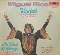 Cover Miguel Rios - United