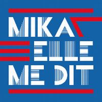 Cover Mika - Elle me dit