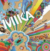 Cover Mika - Life In Cartoon Motion