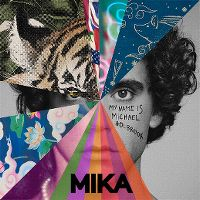 Cover Mika - My Name Is Michael Holbrook