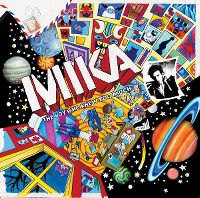 Cover Mika - The Boy Who Knew Too Much