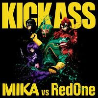 Cover Mika vs. RedOne - Kick Ass (We Are Young)