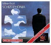 Cover Mike Batt - Schizophonia / Tarot Suite