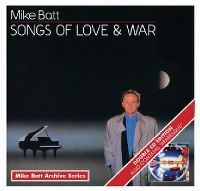 Cover Mike Batt - Songs Of Love & War / Arabesque