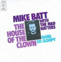 Cover Mike Batt with The Mad Hatters - The House Of The Clown