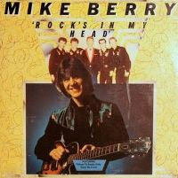 Cover Mike Berry - Rock's In My Head