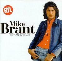 Cover Mike Brant - 20ème anniversaire