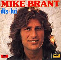 Cover Mike Brant - Dis-lui