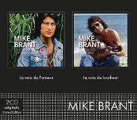 Cover Mike Brant - La voix de l'amour / La voix du bonheur