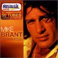 Cover Mike Brant - Laisse-moi t'aimer - Le meilleur de Mike Brant