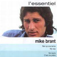 Cover Mike Brant - L'essentiel
