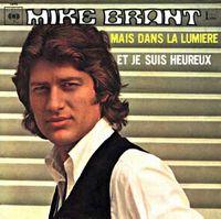 Cover Mike Brant - Mais dans la lumière